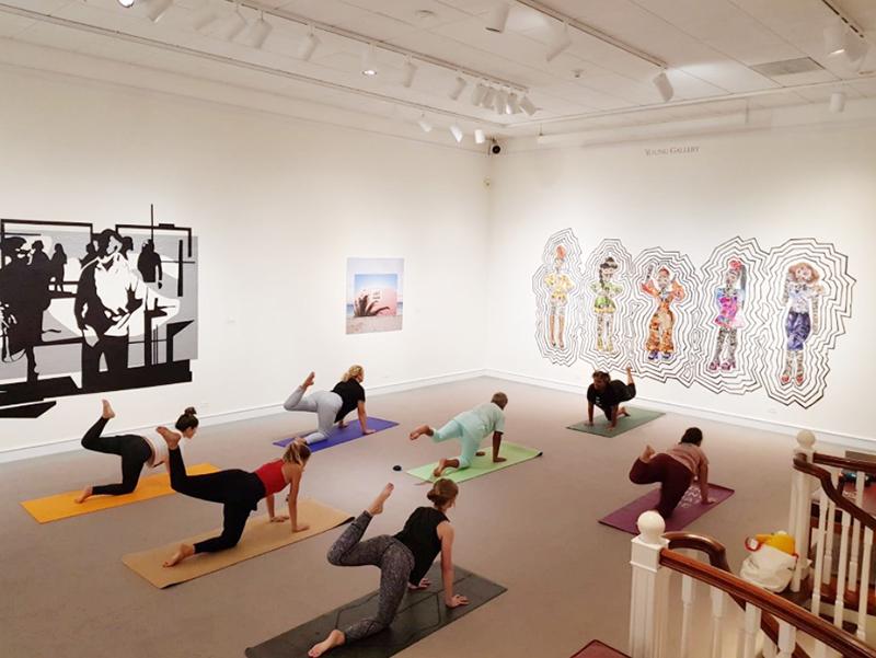 BNG Yoga Class Bermuda June 2021
