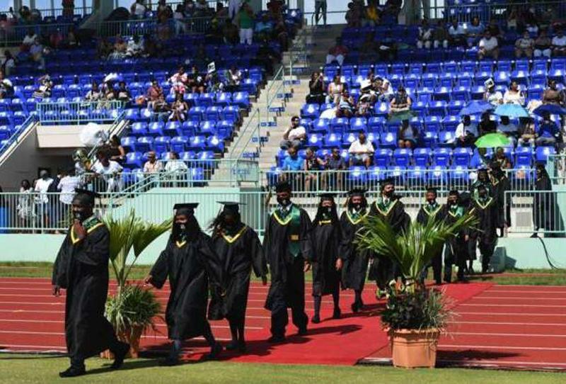 Berkeley Graduation Bermuda June 28 2021