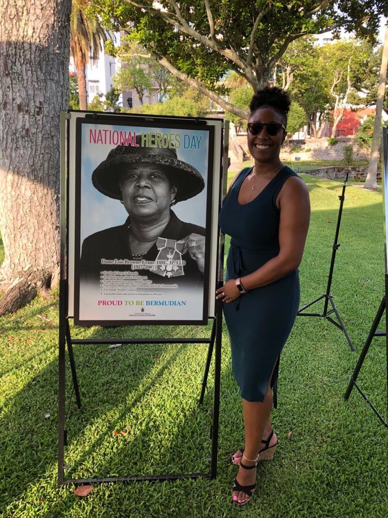 Bermuda National Heroes Day Tribute Concert June 2021 8
