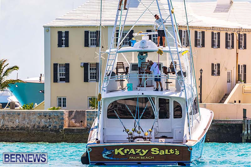 Bermuda Triple Crown Sportfisherman Boats June 28 2021
