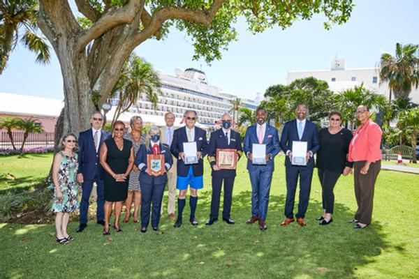 Bermuda Welcomes Viking Orion June 2021 (1)