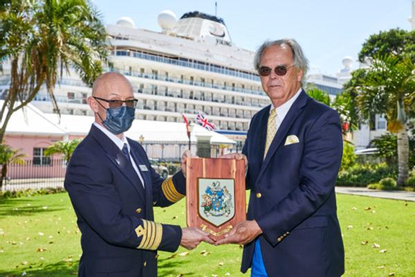 Bermuda Welcomes Viking Orion June 2021 (4)