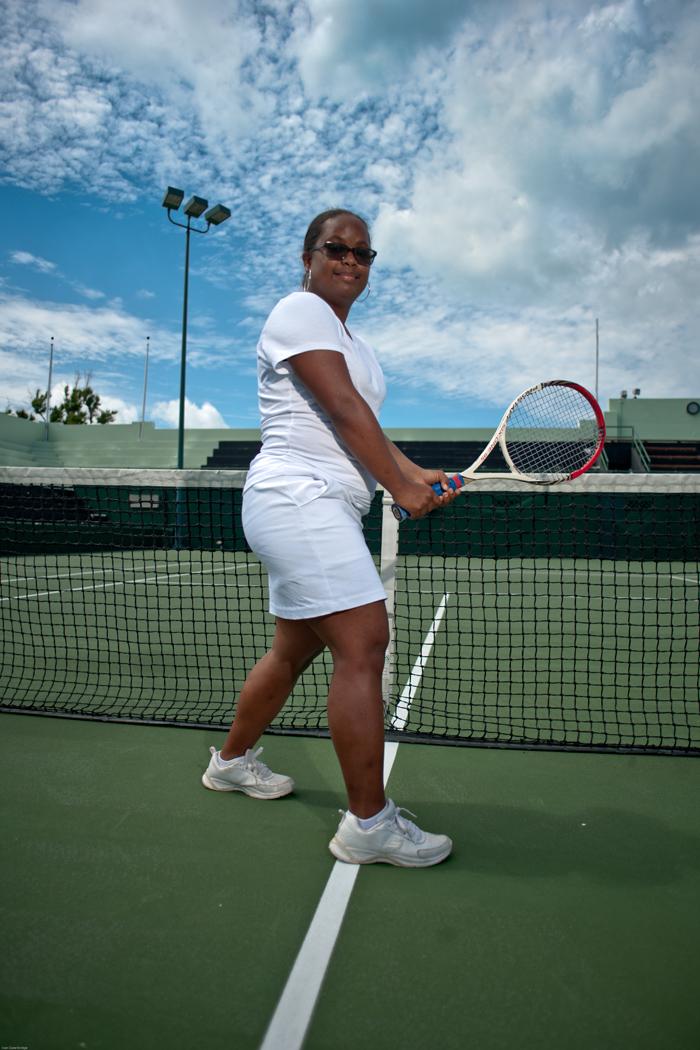 Bridget Marshall Bermuda June 2021