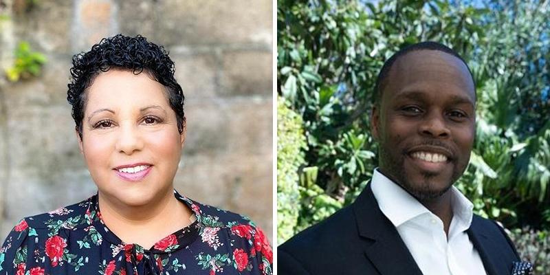 Cecilia Edwards & Lloyd Holder Bermuda June 2021