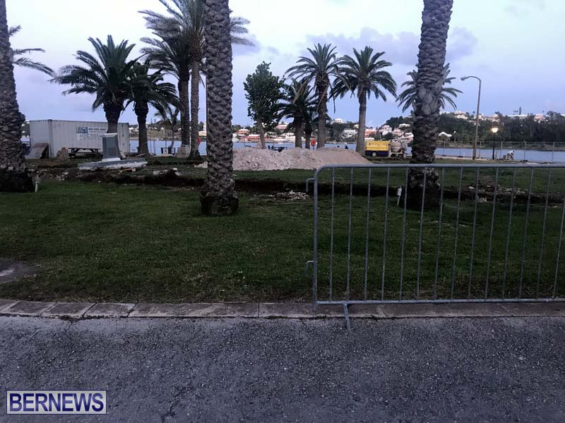 City Of Hamilton Upgrading Albuoys Point Bermuda June 2021 1