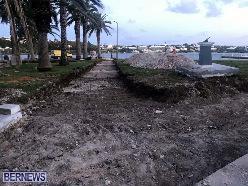 City Of Hamilton Upgrading Albuoys Point Bermuda June 2021 4