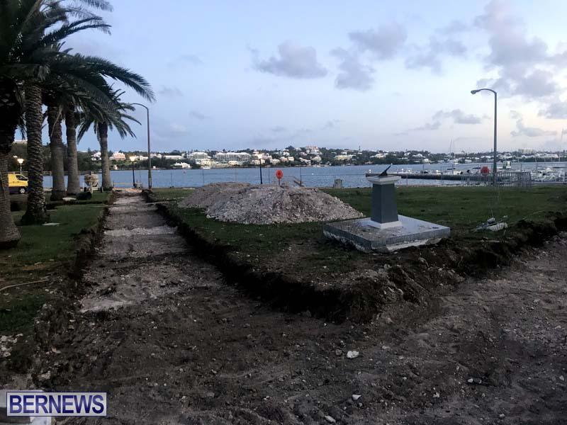 City Of Hamilton Upgrading Albuoys Point Bermuda June 2021 5
