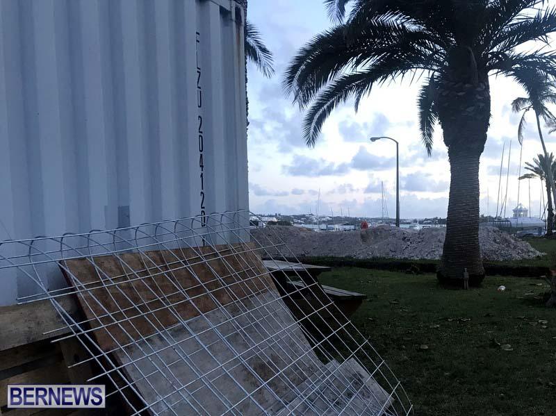 City Of Hamilton Upgrading Albuoys Point Bermuda June 2021 7