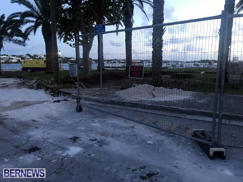 City Of Hamilton Upgrading Albuoys Point Bermuda June 2021 8