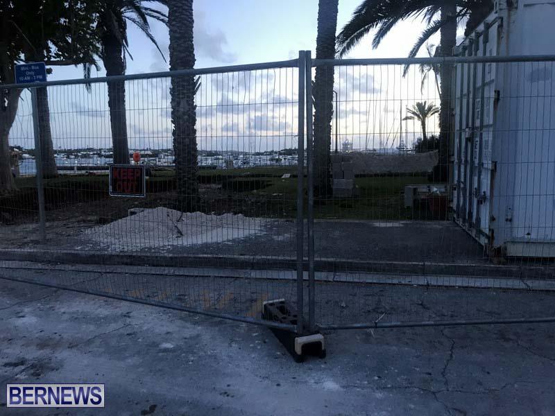 City Of Hamilton Upgrading Albuoys Point Bermuda June 2021 9
