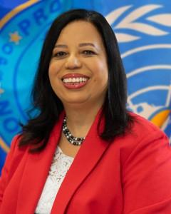 Dr Bernadette Theodore-Gandi Bermuda June 2021