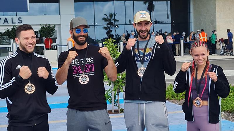 Fight City Muay Thai & Fitness Bermuda June 2021 2