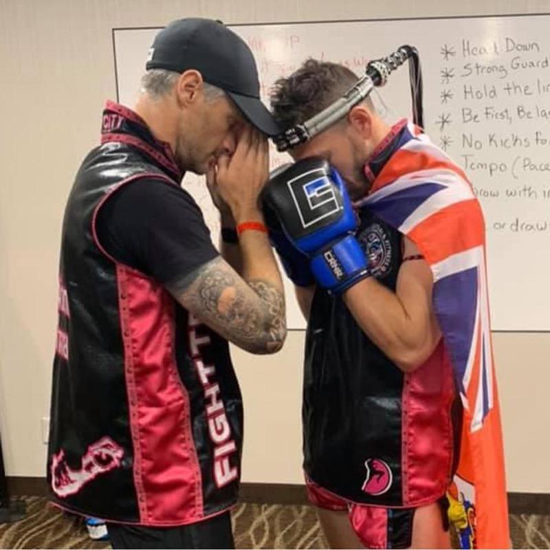 Fight City Muay Thai & Fitness Bermuda June 2021 4