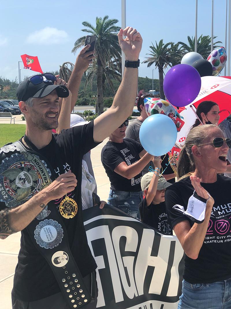 Fight City Muay Thai & Fitness Bermuda June 2021 5