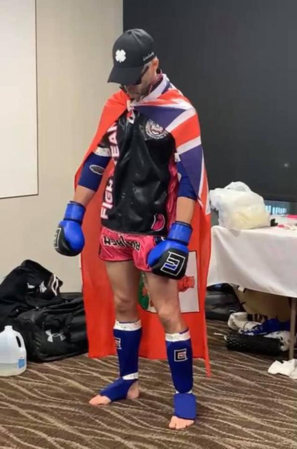 Fight City Muay Thai & Fitness Bermuda June 2021 6