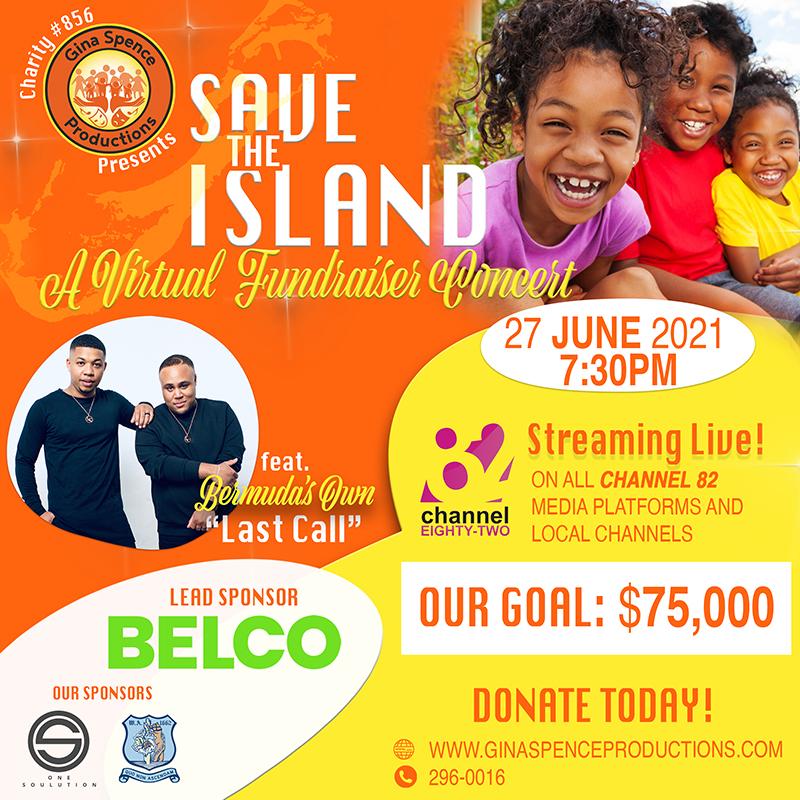 GSP Virtual Fundraising Concert Bermuda June 2021