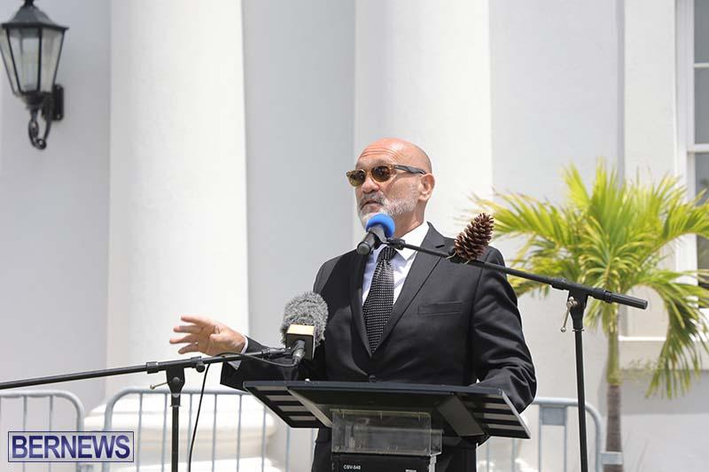 June 2021 Bermuda Protest at Cabinet  (15)