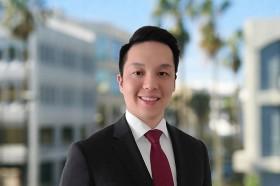 Kelvin Lam Bermuda June 2021