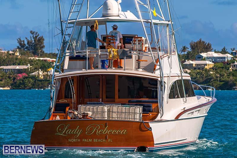 Lady Rebecca Bermuda June 2021 5