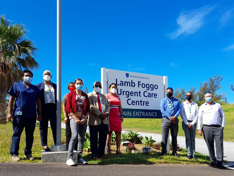 Lamb Foggo IHC Bermuda June 2021
