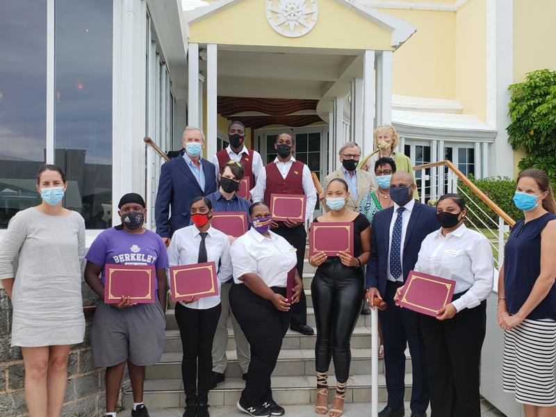 MEF Trainee Programme Bermuda June 2021