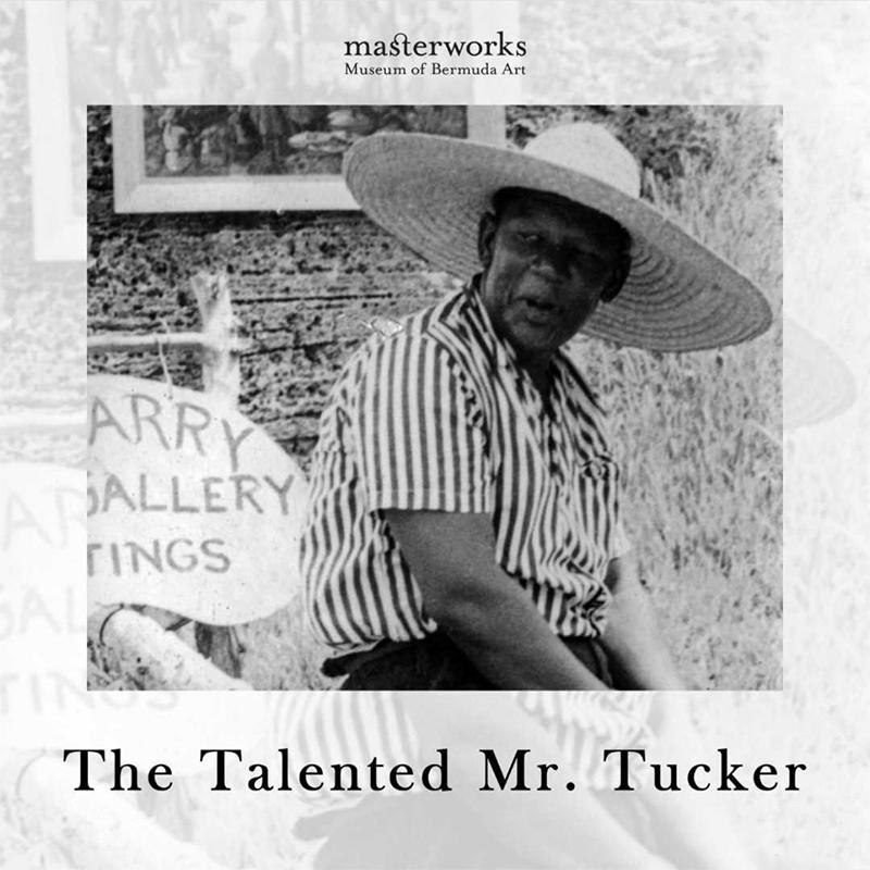 Masterworks Museum Charles Lloyd Tucker Exhibition Bermuda June 2021