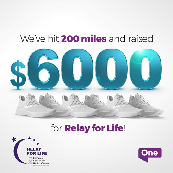 One Communications Relay For Life Bermuda June 2021