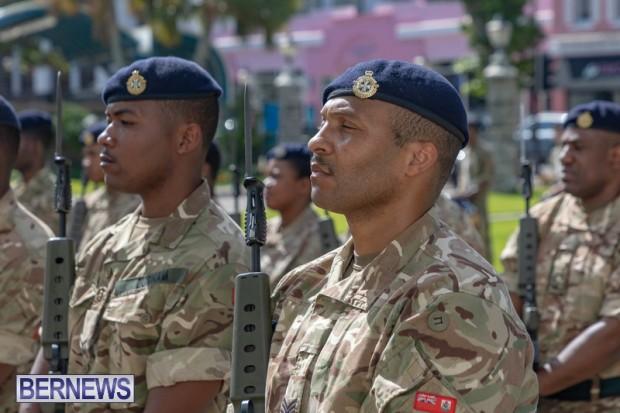 RBR Royal Bermuda Regiment Freedom of City JUne 26 2021 (12)