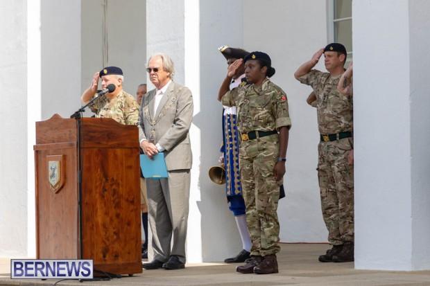 RBR Royal Bermuda Regiment Freedom of City JUne 26 2021 (16)