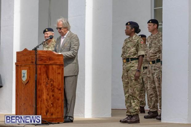 RBR Royal Bermuda Regiment Freedom of City JUne 26 2021 (18)