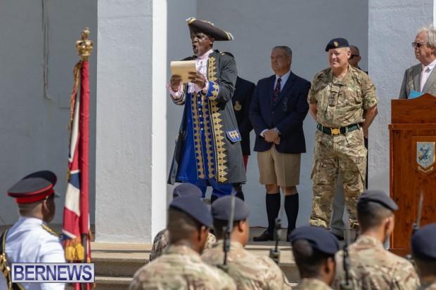 RBR Royal Bermuda Regiment Freedom of City JUne 26 2021 (21)