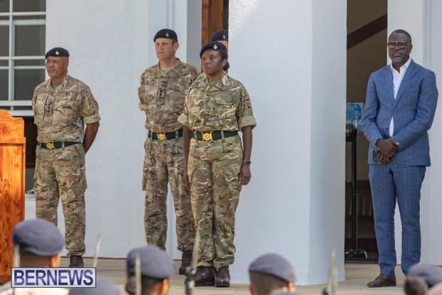 RBR Royal Bermuda Regiment Freedom of City JUne 26 2021 (22)