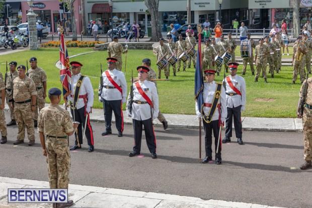 RBR Royal Bermuda Regiment Freedom of City JUne 26 2021 (5)