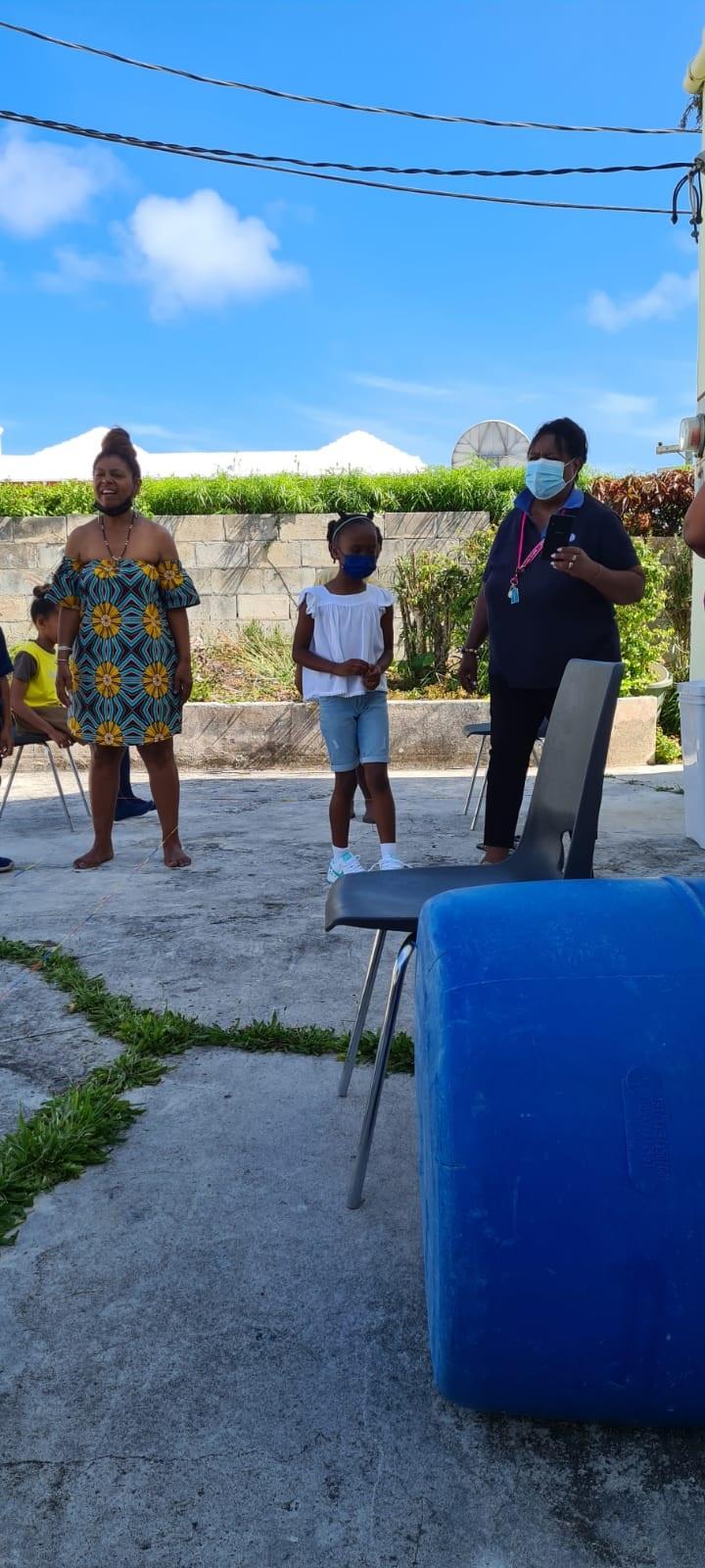 Rotary Youth & Bermuda Girlguides June 2021 10