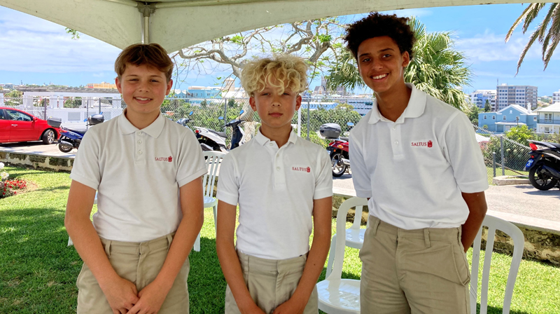 Skater Boys Bermuda June 2021