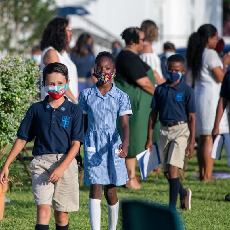 St George's Preparatory School Graduates Bermuda June 2021 (2)