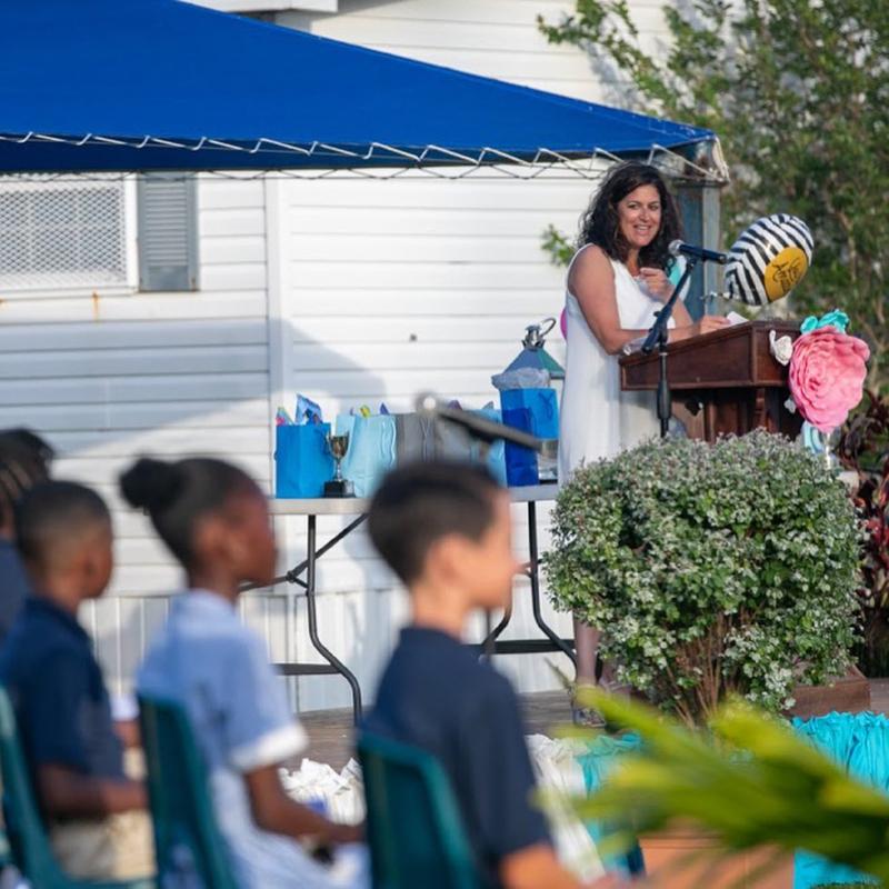 St George's Preparatory School Graduates Bermuda June 2021 (5)