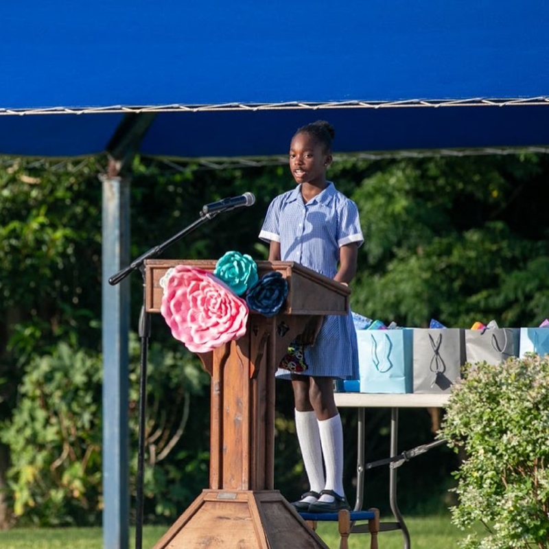 St George's Preparatory School Graduates Bermuda June 2021 (9)