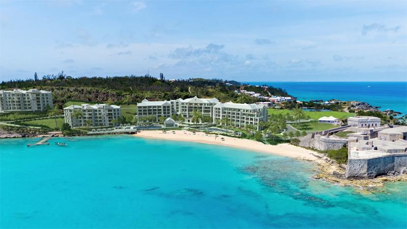 St Regis Bermuda Resort June 2021