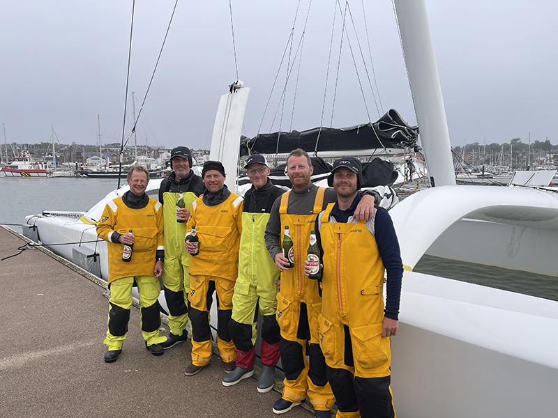 Team Argo Bermuda June 13 2021 2