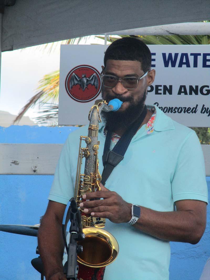 Tino Martinez Quintette Bermuda June 2021 11