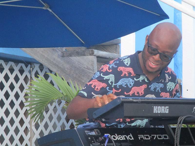 Tino Martinez Quintette Bermuda June 2021 3
