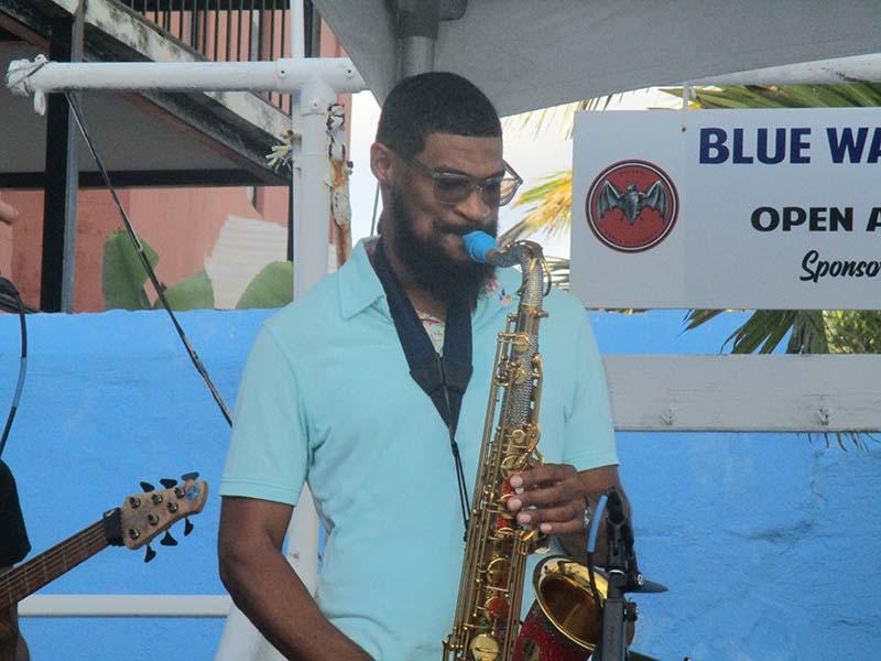 Tino Martinez Quintette Bermuda June 2021 4