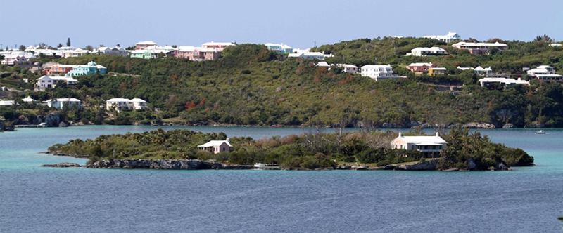 Trunk Island Bermuda June 2021