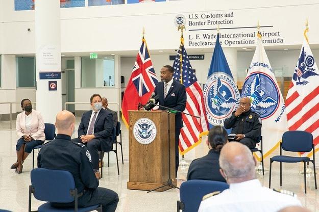 US Customs Dedication Ceremony Bermuda June 2021 (1)