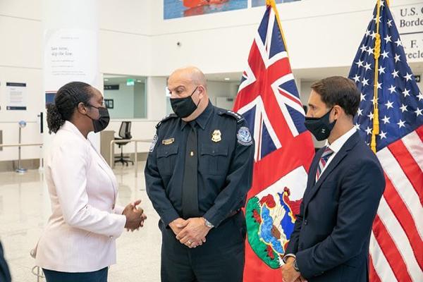 US Customs Dedication Ceremony Bermuda June 2021 (4)