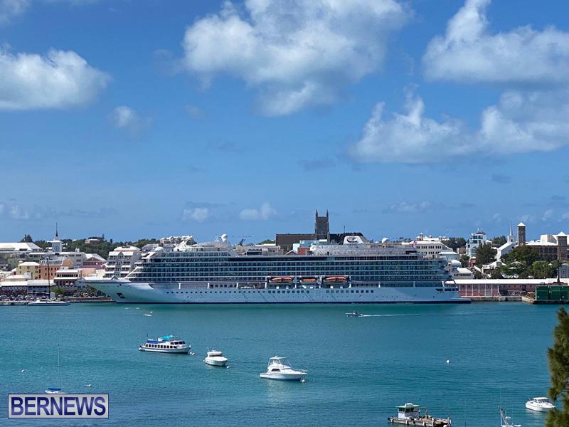 Viking Orion Cruise Ship Bermuda June 3 2021 (1)