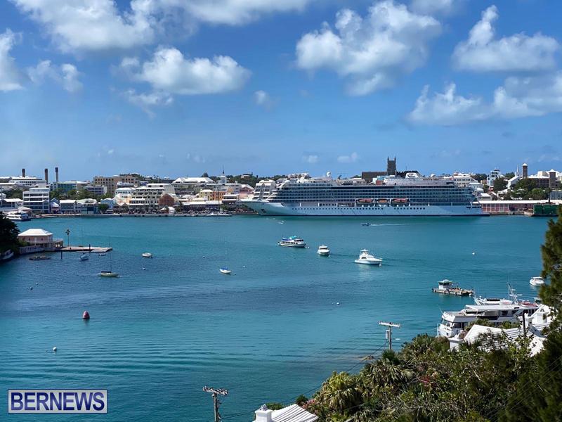 Viking Orion Cruise Ship Bermuda June 3 2021 (2)