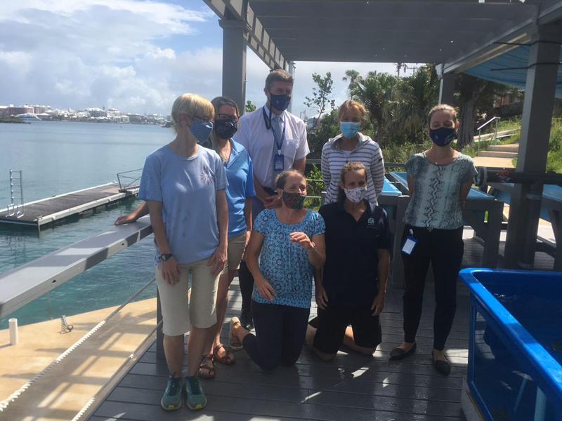 Warwick Academy World Ocean Day Bermuda June 2021 (4)