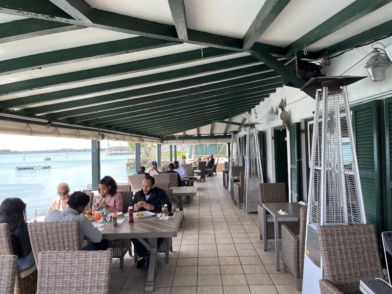 White Horse Pub & Restaurant Bermuda June 2021 (3)
